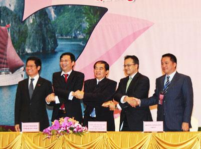 """""""Hội nghị Xúc tiến Đầu tư Quảng Ninh năm 2012"""" diễn ra trong 2 ngày 23, 24/2/2012"""