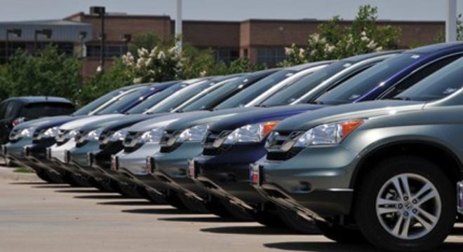 Chỉ được nhập khẩu ô tô các loại không quá 5 năm sử dụng