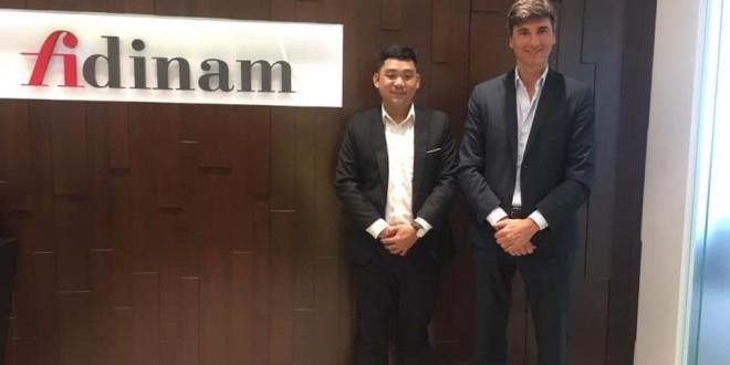 Luật sư SBLAW tiếp đối tác tại Hồng Kong