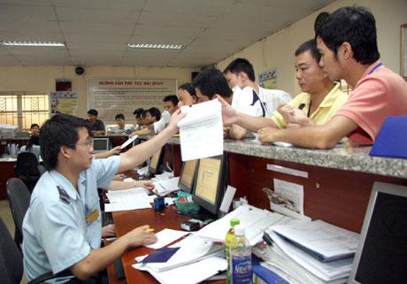 Quy trình gia hạn nộp thuế đối với hàng hóa xuất khẩu mới
