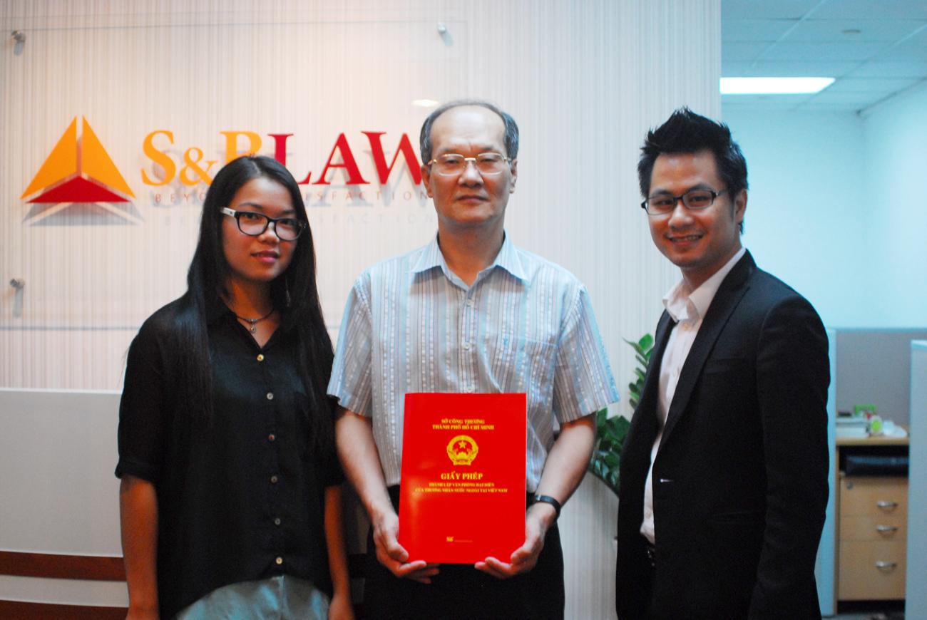 Thành lập công ty tại Myanmar
