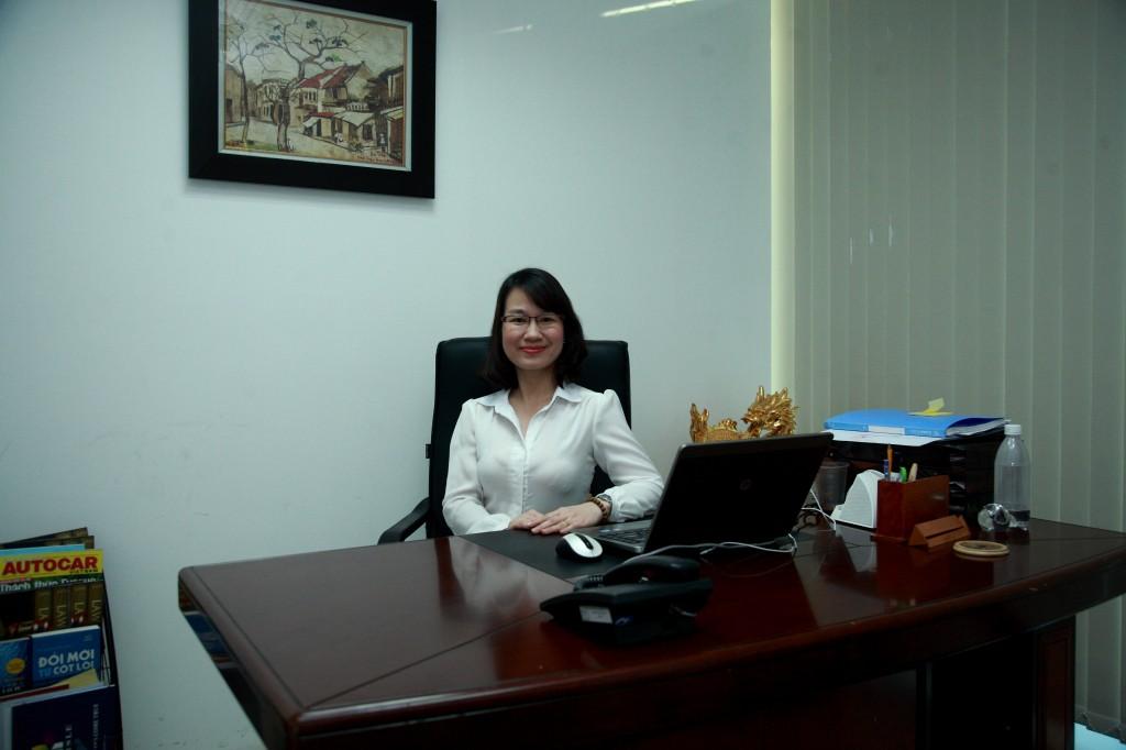Giám đốc điều hành SBLaw