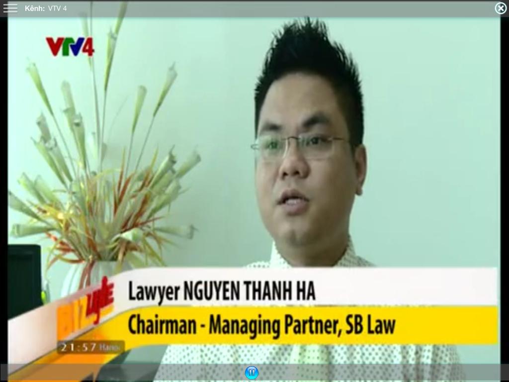 Luật sư Nguyễn Thanh Hà trao đổi về hoạt động franchise
