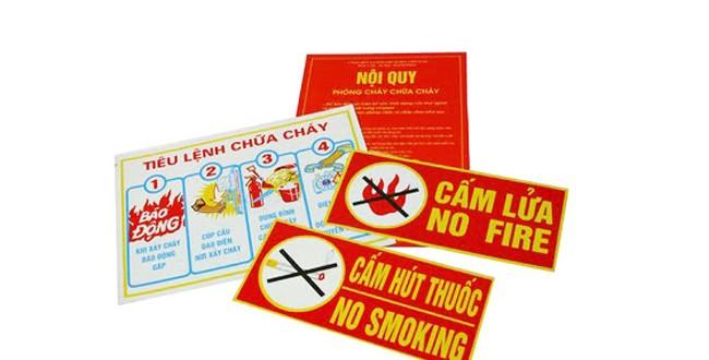 Đểkinh doanh ngành nghề kinh doanh về phòng cháy chữa cháy, phải đáp ứng những điều kiện gì-sblaw