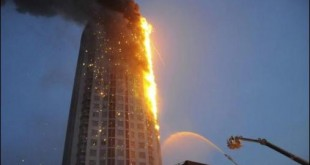 Bắt buộc chung cư, khách sạn từ 5 tầng trở lên phải mua bảo hiểm cháy nổ-sblaw