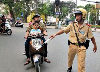 Khi nào được nộp phạt vi phạm giao thông tại chỗ - internet
