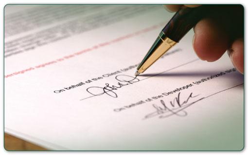 Những điều khoản cơ bản trong hợp đồng đại lý phân phối độc quyền-sblaw