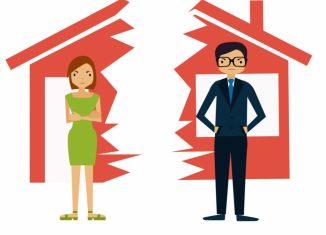 Phân chia tài sản khi ly hôn theo quy định hiện hành - internet