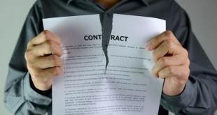 Thế nào là vi phạm nghĩa vụ hợp đồng-internet